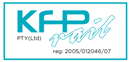 KFP RAIL Logo