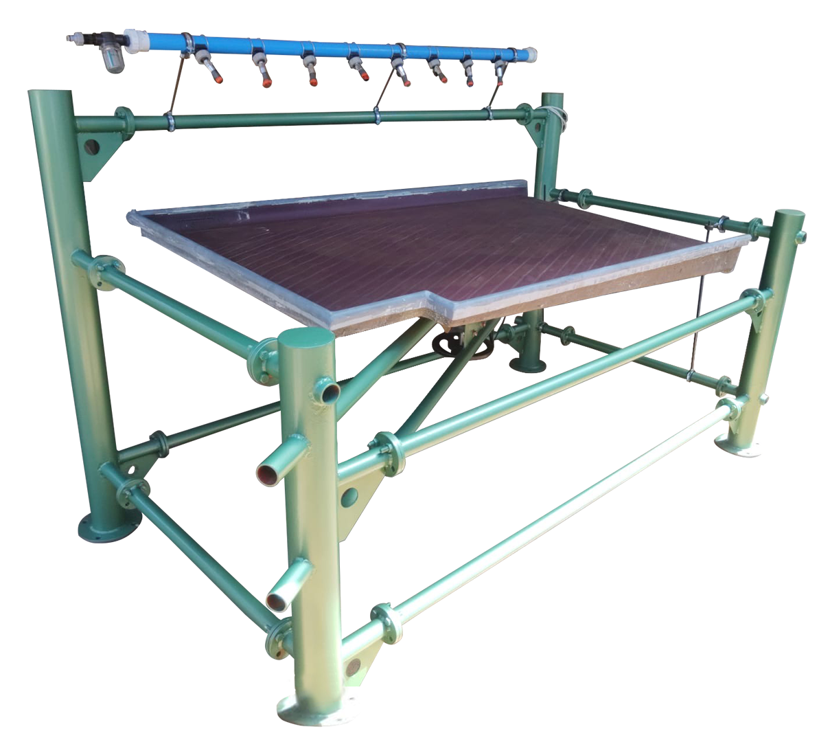 KFP Tremiflow Mineral Sorting Table