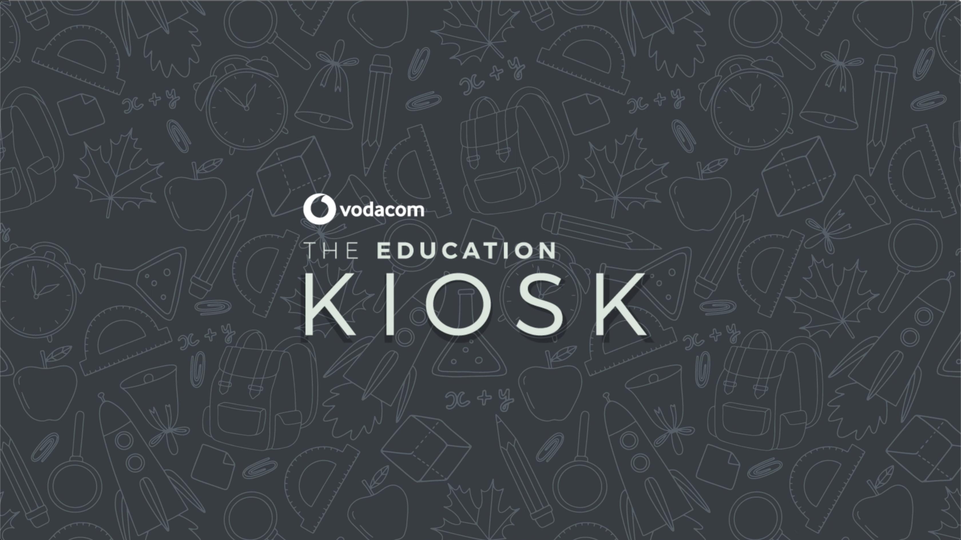 Vodacom Educational Kiosk